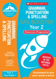 Grammar, Punctuation & Spelling Pack (Year 2) Classroom Programme, Paperback Book