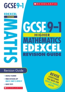 Maths Higher Revision Guide for Edexcel, Paperback / softback Book