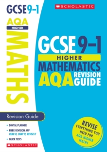 Maths Higher Revision Guide for AQA, Paperback / softback Book