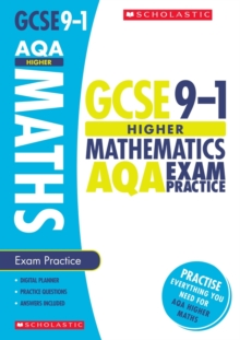 Maths Higher Exam Practice Book for AQA, Paperback / softback Book