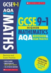 Maths Higher Revision and Exam Practice Book for AQA, Paperback / softback Book
