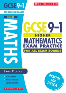 Maths Higher Exam Practice Book for All Boards, Paperback Book