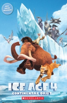 Ice Age 4: Continental Drift, Paperback Book