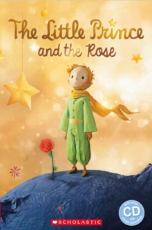 The Little Prince and The Rose, Mixed media product Book