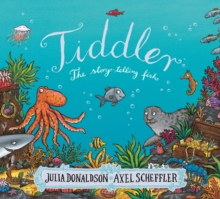 Tiddler : The Story-Telling Fish, Paperback Book