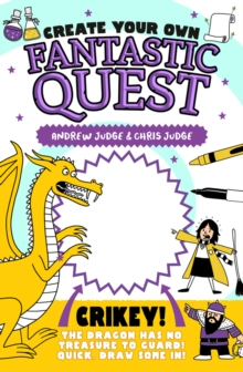 Create Your Own Fantastic Quest, Paperback / softback Book