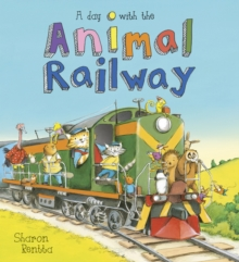 A Day with the Animal Railway, Paperback Book