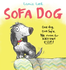 Sofa Dog, Hardback Book