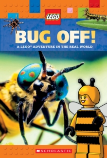 LEGO Non Fiction: Bug off!, Hardback Book