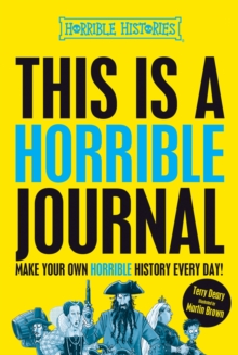 This is a Horrible Journal, Paperback Book