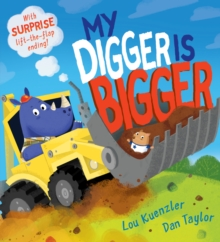 My Digger is Bigger, Paperback / softback Book
