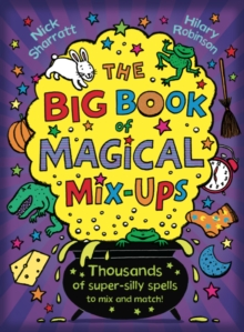 The Big Book of Magical Mix-Ups, Paperback / softback Book