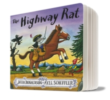The Highway Rat Gift Edition, Board book Book