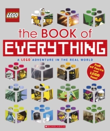 LEGO: The Book of Everything, Hardback Book