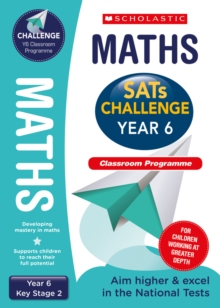 Maths Challenge Classroom Programme Pack (Year 6), Paperback Book