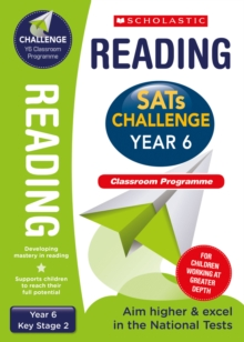 Reading Challenge Classroom Programme Pack (Year 6), Paperback Book