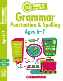 Grammar, Punctuation and Spelling - Year 2, Paperback / softback Book