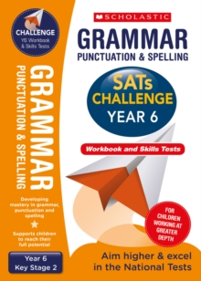 Grammar, Punctuation and Spelling Challenge Pack (Year 6), Paperback / softback Book