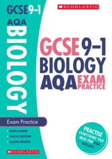 Biology Exam Practice Book for AQA, Paperback / softback Book