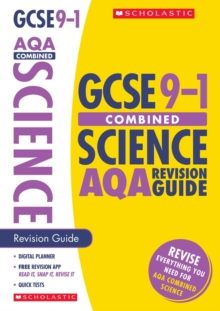 Combined Sciences Revision Guide for AQA, Paperback Book