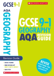 Geography Revision Guide for AQA, Paperback Book