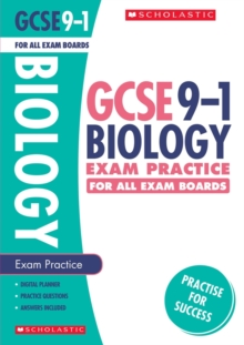 Biology Exam Practice Book for All Boards, Paperback / softback Book