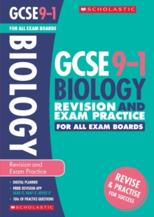 Biology Revision and Exam Practice for All Boards, Paperback Book