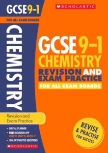 Chemistry Revision and Exam Practice for All Boards, Paperback / softback Book