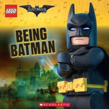 The LEGO Batman Movie: Being Batman, Paperback Book