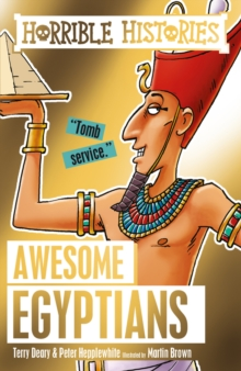 Awesome Egyptians, Paperback / softback Book