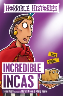 Incredible Incas, Paperback Book