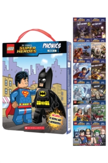LEGO DC Superheroes: Phonics Box Set 2, Paperback / softback Book
