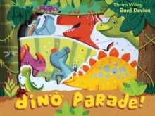 Dino Parade!, Board book Book