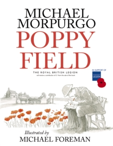 Poppy Field, Hardback Book