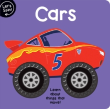 Let's Spin: Cars, Board book Book
