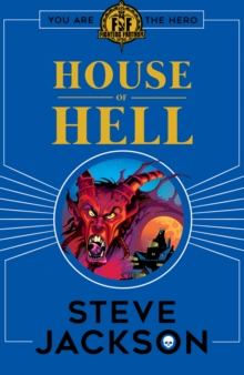 Fighting Fantasy: House of Hell, Paperback Book