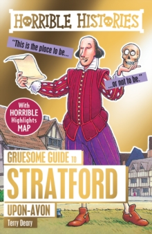 Gruesome Guide to Stratford-Upon-Avon, Paperback Book