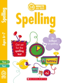 Spelling - Year 2, Paperback / softback Book
