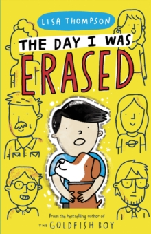 The Day I Was Erased, Paperback / softback Book