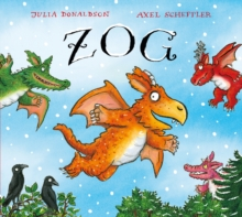 Zog Christmas, Board book Book