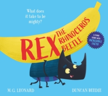 Rex the Rhinoceros Beetle, Paperback / softback Book