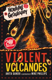 Horrible Geography: Violent Volcanoes (Reloaded), Paperback / softback Book