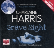 Grave Sight, CD-Audio Book