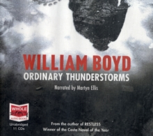 Ordinary Thunderstorms, CD-Audio Book
