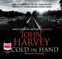 Cold in Hand, CD-Audio Book