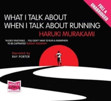 What I Talk About When I Talk About Running, CD-Audio Book