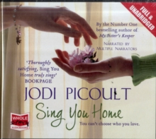 Sing You Home, CD-Audio Book