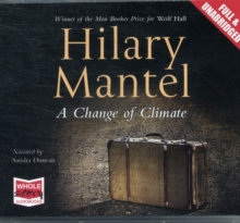 A Change of Climate, CD-Audio Book