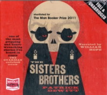 The Sisters Brothers, CD-Audio Book