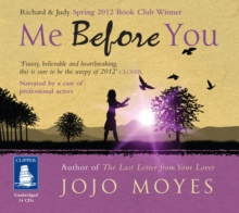 Me Before You, CD-Audio Book